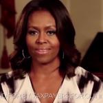 Michelle Obama Pat Quinn political ad