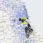 Chicago Race Map
